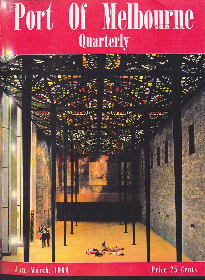Port of Melbourne Quarterly.