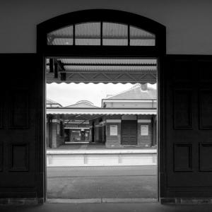 Footscray Railway Station - Hin Lim Photography